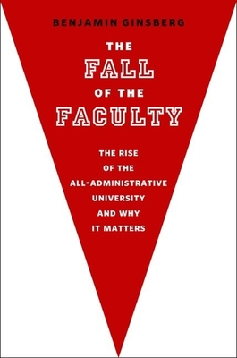 The Fall of the Faculty Cover