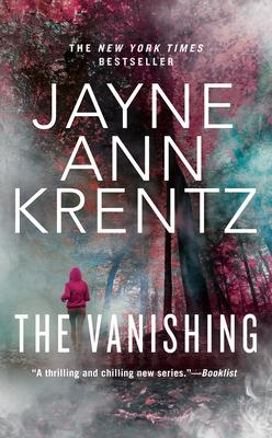 The Vanishing (Fogg Lake #1) Cover Image