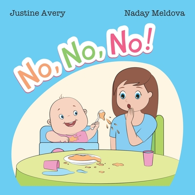 Cover for No, No, No!
