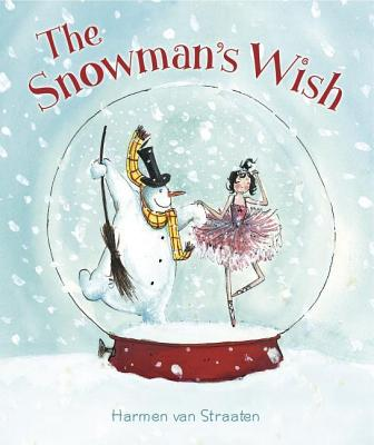 The Snowman's Wish Cover