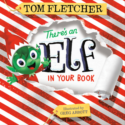 Cover for There's an Elf in Your Book (Who's In Your Book?)