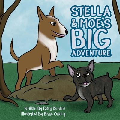 Stella & Moe's Big Adventure Cover Image