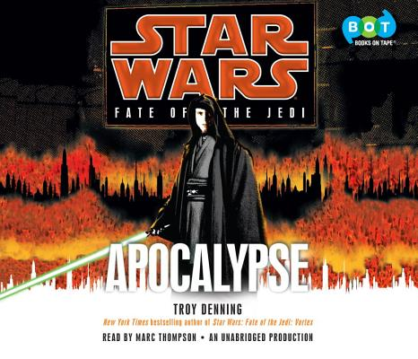 SW: Fotj: Apocalypse (Lib)(CD) Cover Image