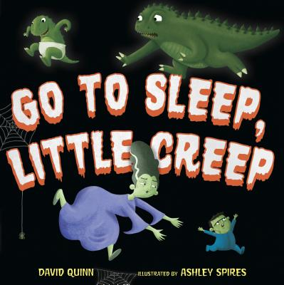 Go to Sleep, Little Creep Cover Image