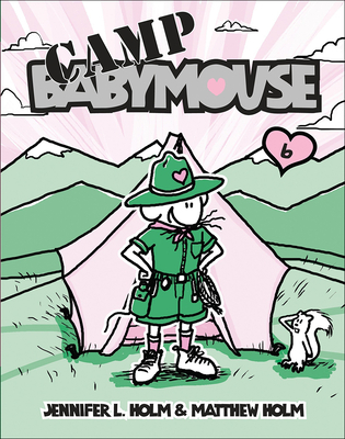 Camp Babymouse (Babymouse (Prebound) #6) Cover Image