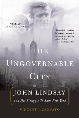 The Ungovernable City Cover Image