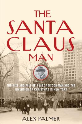 The Santa Claus Man Cover