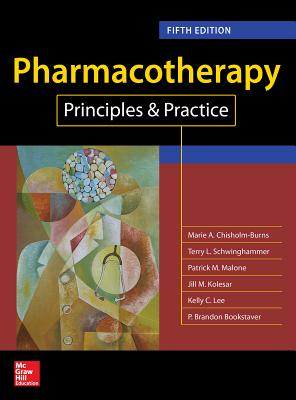 Pharmacotherapy Principles and Practice, Fifth Edition Cover Image