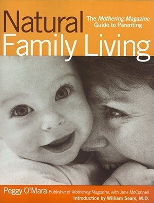 Natural Family Living Cover