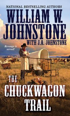 The Chuckwagon Trail (A Chuckwagon Trail Western #1) Cover Image