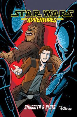 Star Wars Adventures Vol. 4: Smuggler's Blues Cover Image