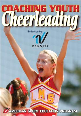 Coaching Youth Cheerleading (Coaching Youth Sports) Cover Image