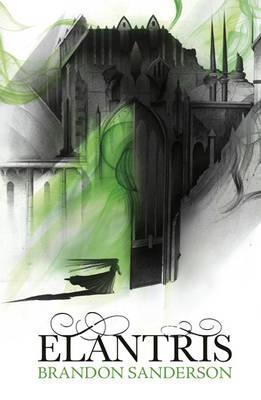 Elantris Cover Image