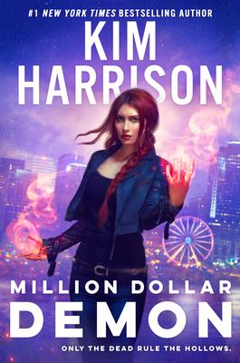 Million Dollar Demon (Hollows #15) Cover Image