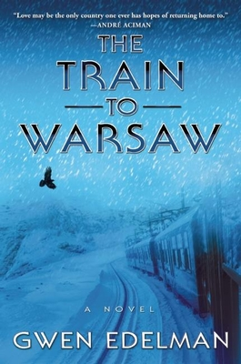 Cover for The Train to Warsaw