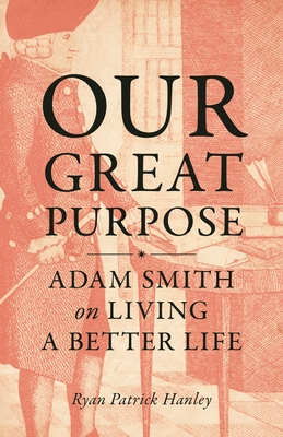 Cover for Our Great Purpose