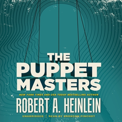 Cover for The Puppet Masters