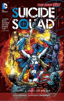 Suicide Squad Vol. 2 Cover