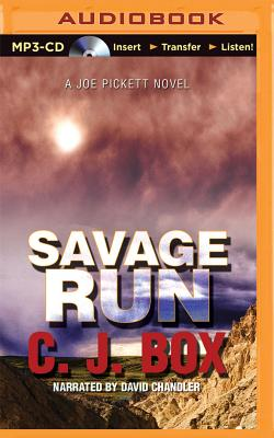 Savage Run (Joe Pickett Novels #2) Cover Image