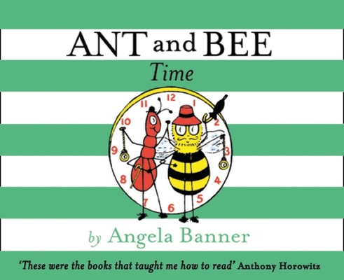 Ant and Bee Time (Ant and Bee) Cover Image