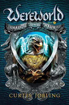 Shadow of the Hawk (Wereworld #3) Cover Image