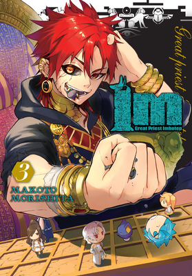 Im: Great Priest Imhotep, Vol. 3 Cover Image