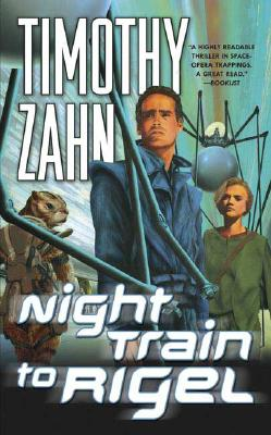 Night Train to Rigel Cover Image