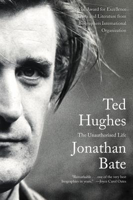 Cover for Ted Hughes