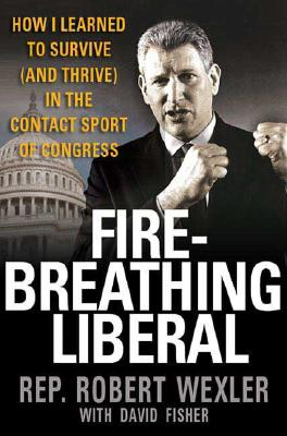 Fire-Breathing Liberal Cover