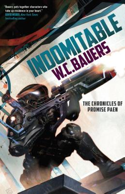 Indomitable: The Chronicles of Promise Paen, Book 2 Cover Image
