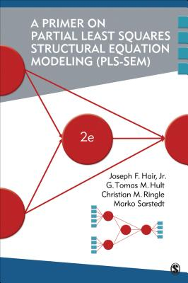 A Primer on Partial Least Squares Structural Equation Modeling (PLS-SEM) Cover Image