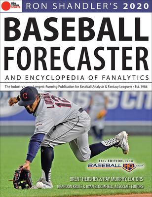 Ron Shandler's 2020 Baseball Forecaster: & Encyclopedia of Fanalytics Cover Image