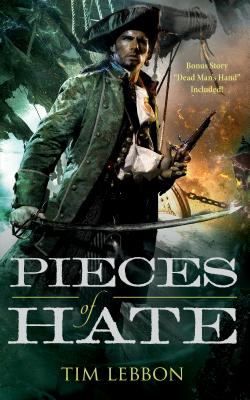 Cover for Pieces of Hate (The Assassins Series #1)