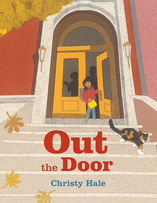Cover for Out the Door