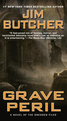 Grave Peril (Dresden Files #3) Cover Image