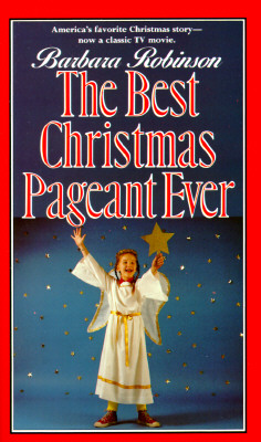 The Best Christmas Pageant Ever Cover