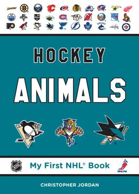 Hockey Animals Cover