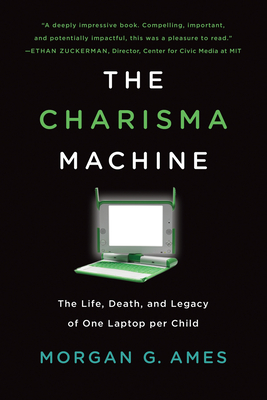 Cover for The Charisma Machine