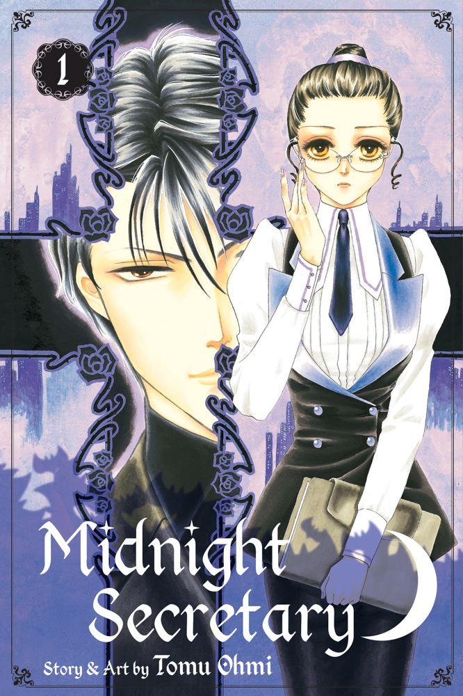 Midnight Secretary, Vol. 1 Cover