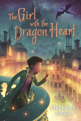 Cover for The Girl with the Dragon Heart