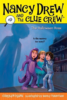 Cover for The Halloween Hoax (Nancy Drew & the Clue Crew (Library) #9)
