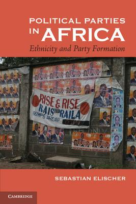 Political Parties in Africa: Ethnicity and Party Formation Cover Image