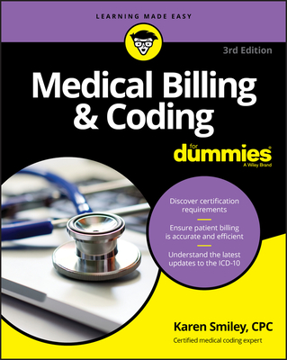 Medical Billing & Coding for Dummies Cover Image