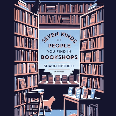 Seven Kinds of People You Find in Bookshops Lib/E Cover Image