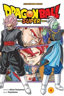 Dragon Ball Super, Vol. 4 cover image