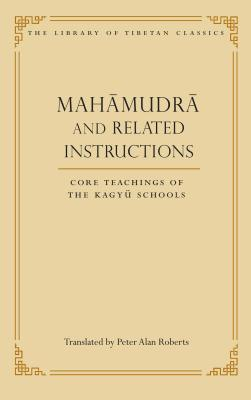 Cover for Mahamudra and Related Instructions