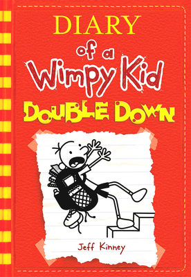 Diary of a Wimpy Kid #11: Double Down Cover Image