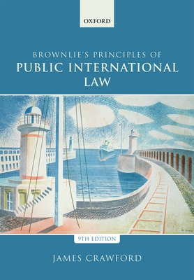Brownlie's Principles of Public International Law Cover Image