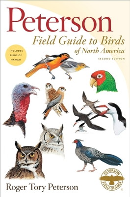 Peterson Field Guide to Birds of North America, Second Edition (Peterson Field Guides) Cover Image