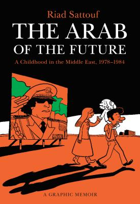 The Arab of the Future Cover